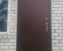 Metallicheskaia dver`l